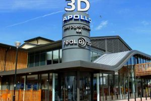 Special Treat For This Blogger At The Apollo Cinema Rhyl Relaunch