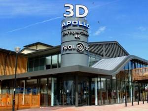 Vue/Apollo Cinema Rhyl (Refurbishment)
