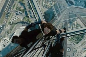 Mission Impossible Ghost Protocol – Movie Review