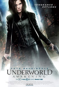 Underworld Awakening 3D – Blazing Minds Movie Review