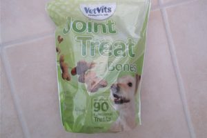 The @Terrible2Some Give Some Joint Treat Bones From VetVits A Try