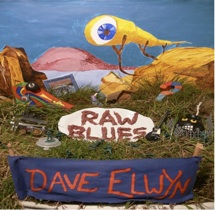 Dave Elwyn – Raw Blues – Blazing Minds Album Review