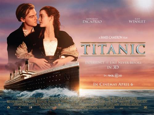 Titanic 3D – Blazing Minds Film Review