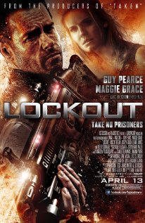 Lockout – Blazing Minds Film Review