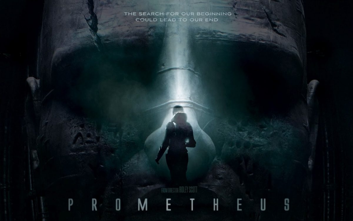 Prometheus 3D – Are You Seeing This – Blazing Minds Film Review