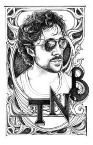 TNB Thomas Nicholas Band - Poster