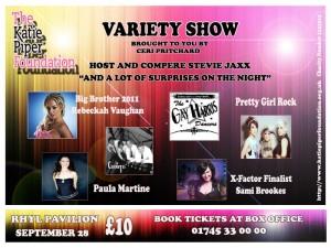 Katie Piper Charity Concert