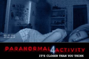 Paranormal Activity 4 – Blazing Minds Film Review