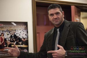 Spencer Wilding, Doctor Who's Ice Warrior at Sci Fi Weekender 5 [Updated]