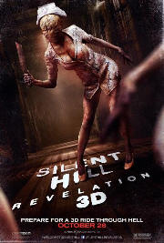Silent Hill Revelation 3D Poster Nurse