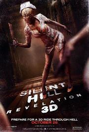 Silent Hill: Revelation 3D Blazing Minds Film Review