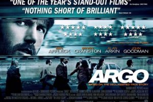Argo (2012) Blazing Minds Film Review