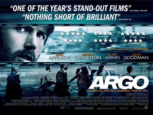 Argo (Movie Poster)