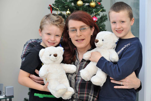 Article In The Daily Post About Two Build A Bears Going To A New Home