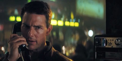 Jack Reacher - Tom Crusie