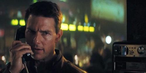 Jack Reacher Tom Cruise Takes On The Baddies