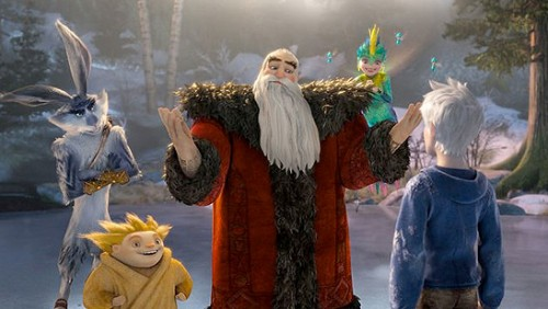 Rise of the Guardians Blazing Minds Film Review