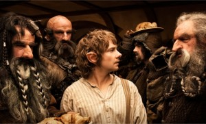 The Hobbit - Bilbo (Martin Freeman)