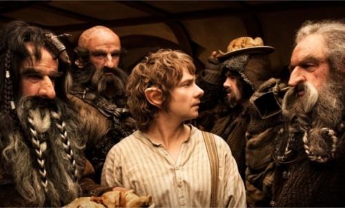 The Hobbit - Bilbo (Martin Freeman)