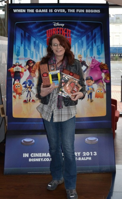 Karen Woodham - Wreck-It Ralph Promo (Ticket Tuesday)