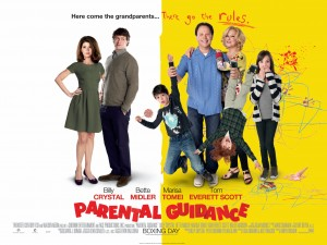 Parental Guidance Poster