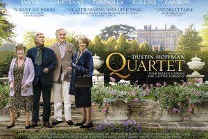 Quartet Blazing Minds Film Review