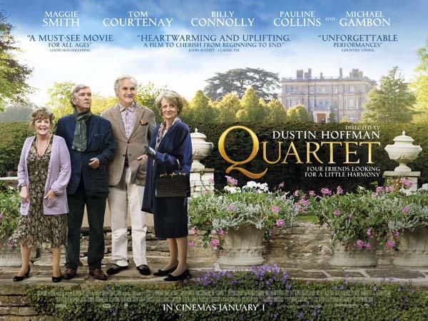 Quartet UK Poster