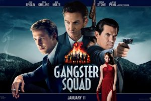 Gangster Squad Blazing Minds Film Review