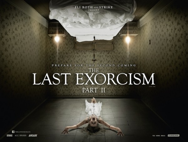 The Last Exorcism II [New Poster and Trailer]