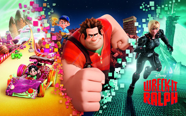 Wreck It Ralph The 52nd Animated Movie From Disney Blazing Minds Film Review