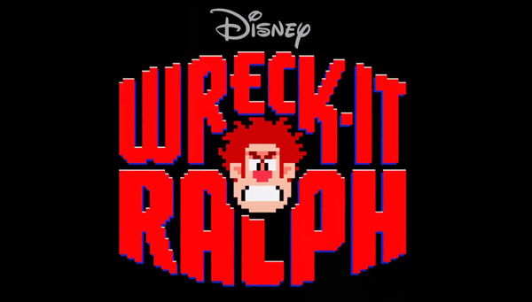 Wreck It Ralph Title