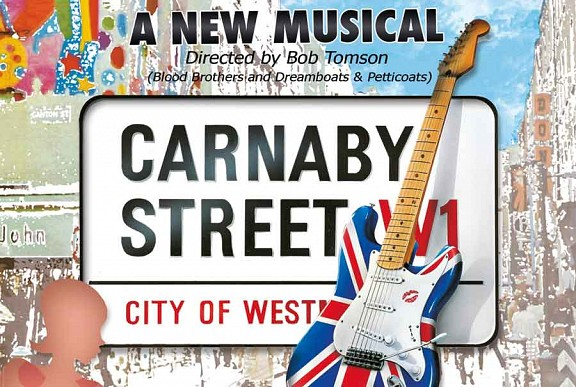 Carnaby Street The Musical Welcomes New Cast