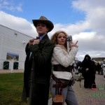 Doctor Who and River Song - Cosplayer