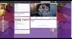 Fake Twitter