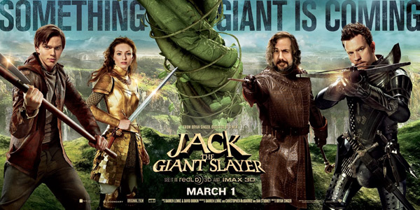 Jack The Giant Slayer 3D: Another Fairytale Reboot