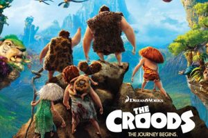 The Croods 3D: Weird Animals and a Caveman Family
