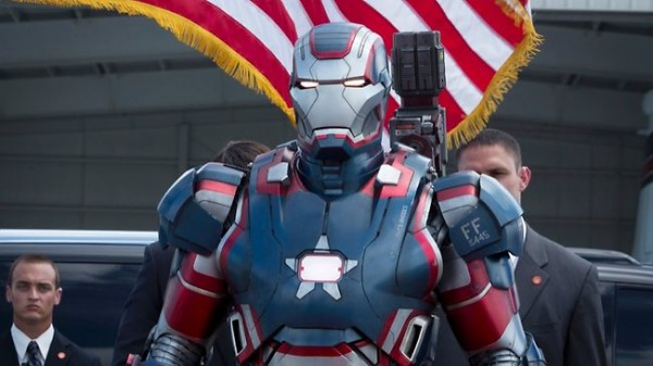 Iron Man 3 War Machine