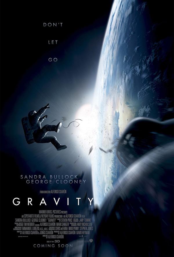 Gravity Teaser Poster