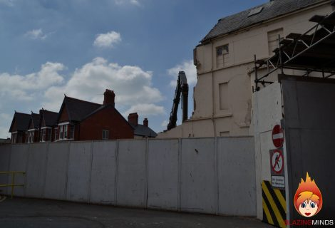 Honey Club in Rhyl is Making Way for 60-Room Hotel [Photos]