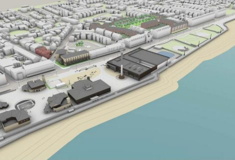 Moving With The Times As Rhyl Modernises With New Plans For The Seafront