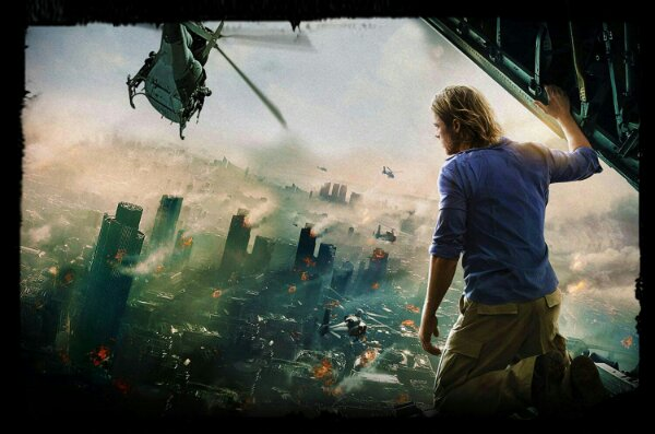 World War Z Review On Blazing Minds