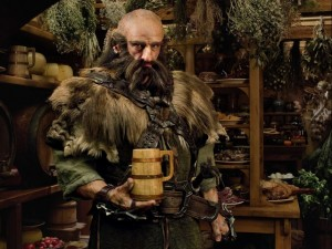Graham McTavish in The Hobbit Part 1
