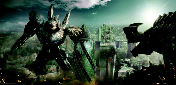 Movie Review: Pacific Rim – A Visually Spectacular Summer Movie