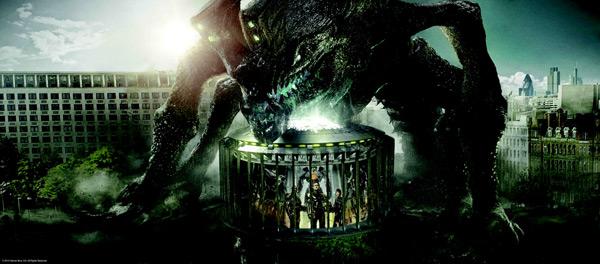 Pacific Rim IMAX Kaiju
