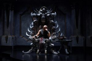 Riddick – More Pitch Black than Chronicles