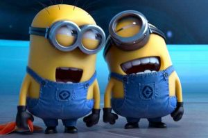 The Despicable Me Minions Getting Their Own Movie