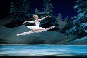 Local Rhyl Girl, Emily Roberts, in Nutcracker Ballet