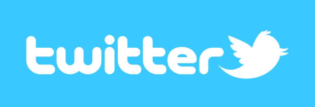 twitter and logo