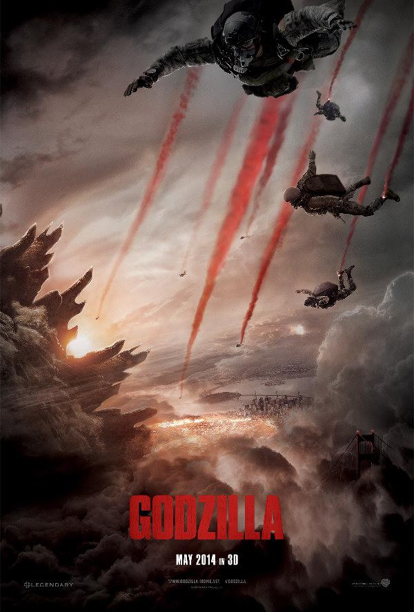 Gareth Edwards – Godzilla, Meet The Director Series Parts 1-3