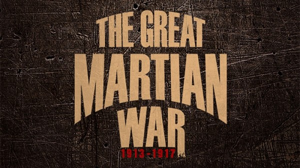 Great Martian War